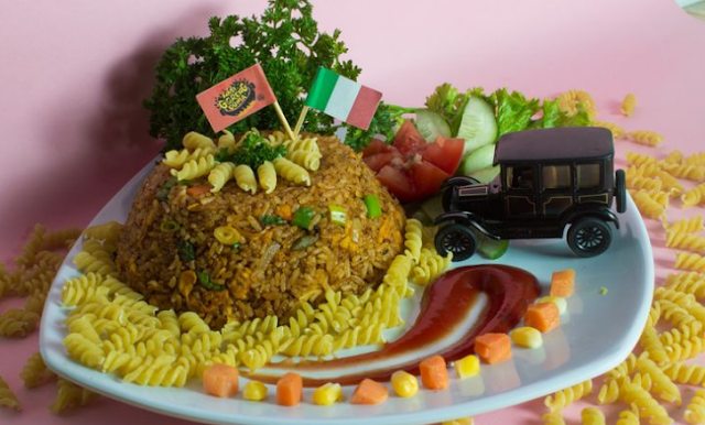 Keliling Dunia dengan Nasi Goreng