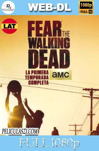 Fear the Walking Dead (2015-2019) Full HD Temporadas 1-5 WEB-DL 1080p Dual-Latino