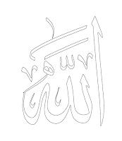 Dindersioyuncom Dini Yazı Ve Resim Boyama Kağıtları