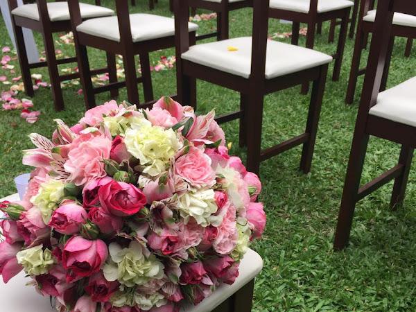 Carolina ♥ Marcelo : Mini Wedding no Jardineto