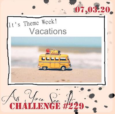 challenge #229 - adventure awaits