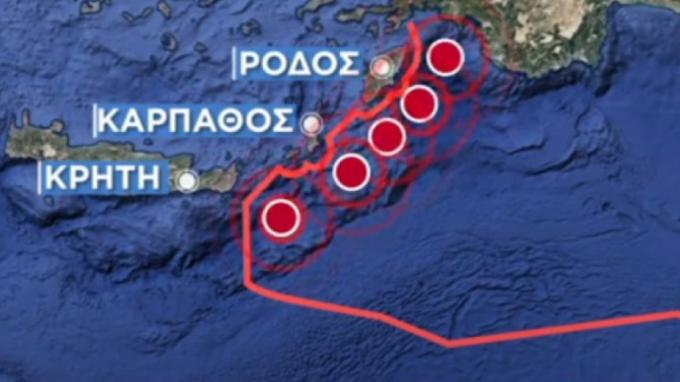 Οι Τούρκοι έρχονται στα έξι μίλια – Τι σημαίνει αυτό για την Ελλάδα (ΒΙΝΤΕΟ)