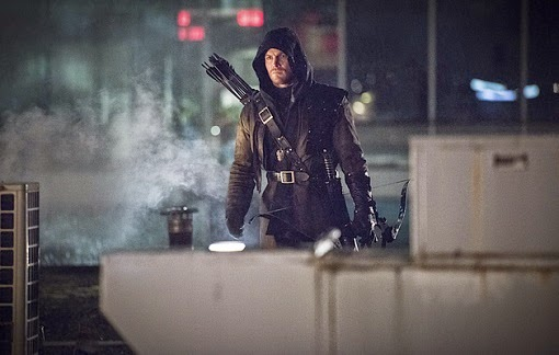 Review Arrow S03E21. Al Sah-Him