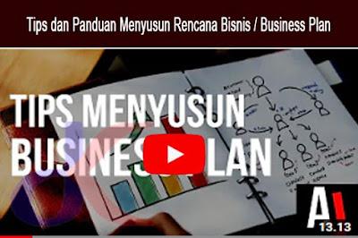 Rencana bisnis - Membuat format perencanaan