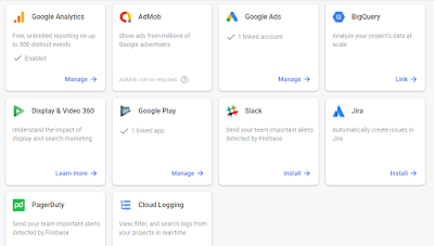 Firebase Integrations with Other Services