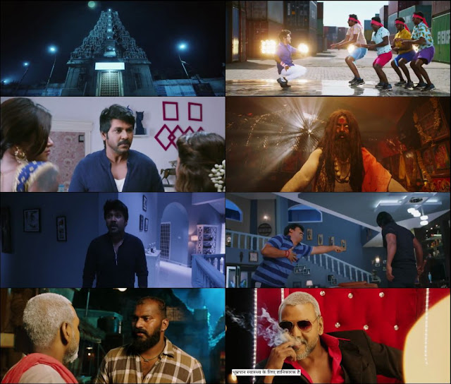 Kanchana 3 2019 Hindi Dubbed 720p WEBRip