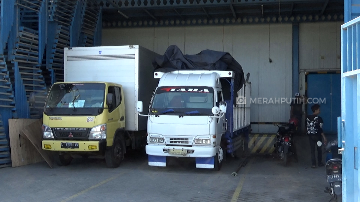 Gudang Berisi 3,5 Ton Wortel Ilegal Asal China Digrebek Polisi