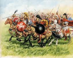 Legiones romanas en Hispania