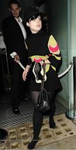 Celebrity Legs And Feet In Tights Kelly Osbourne