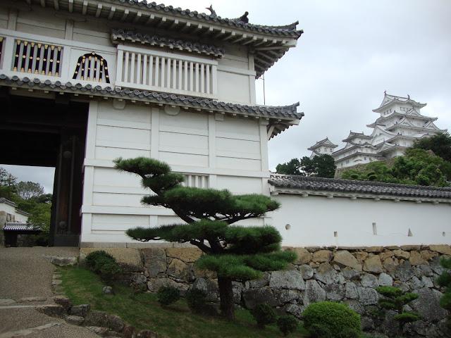 porta del castello di Himeji