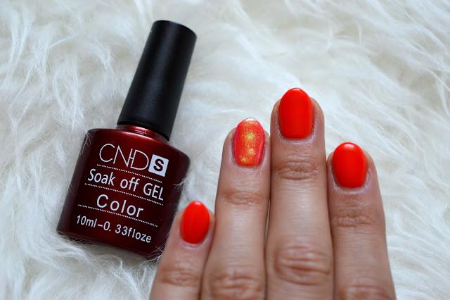 Manicure hybrydowy CNDS test chińskich lakierów