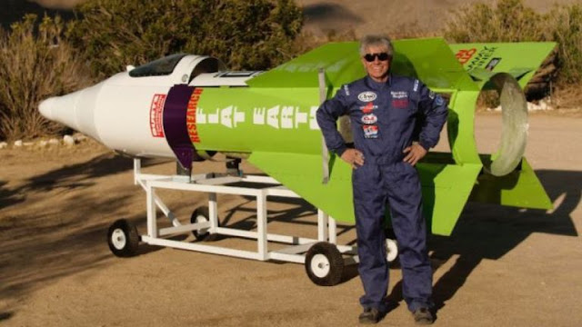 Homemade rocket crash and killed Daredevil 'Mad Mike' Hughes