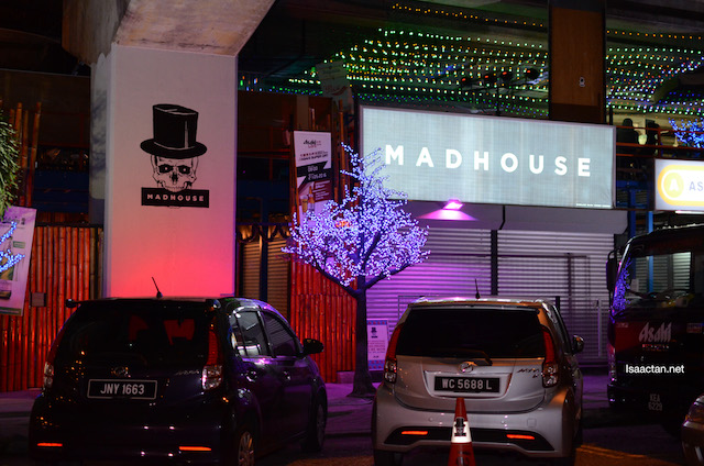 Madhouse KL frontage