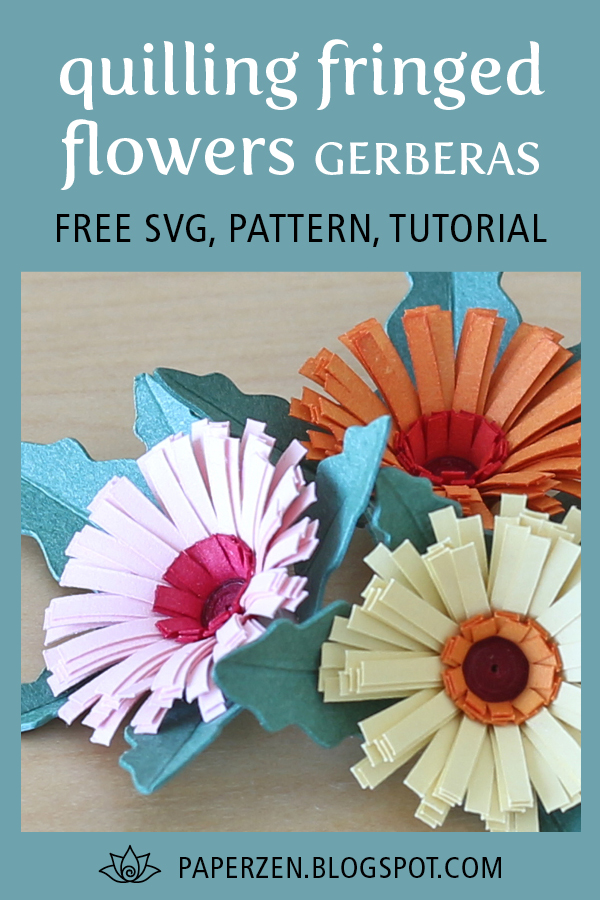 How to Make Origami Flowers - How to make an Origami Gerbera ... | 900x600