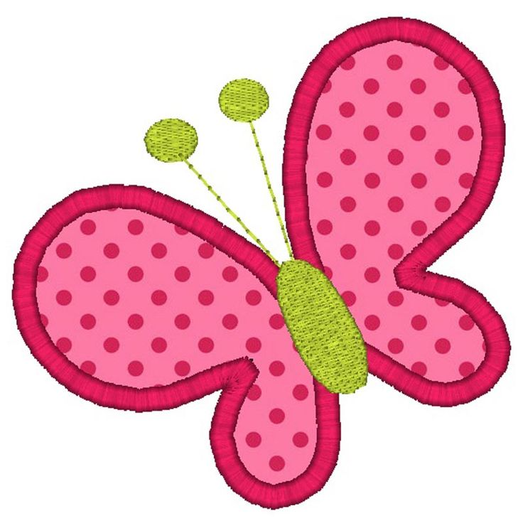 Butterfly Embroidery Designs