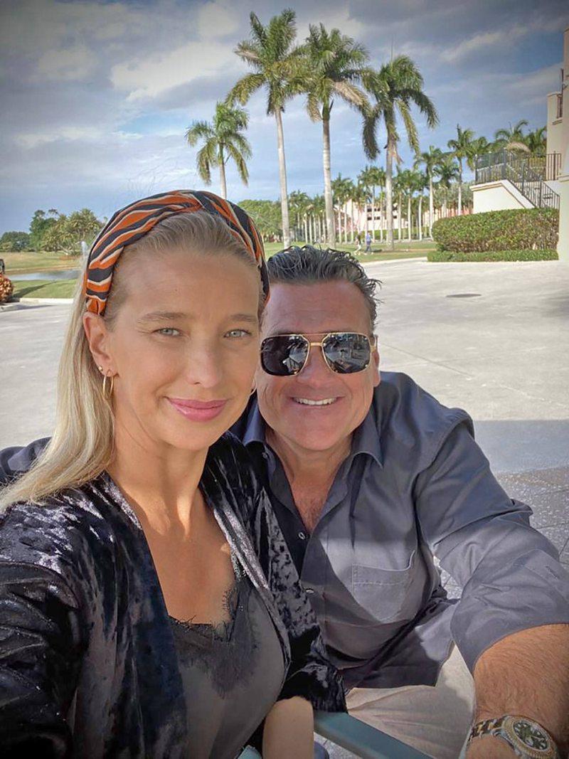 Claudia Schmitd revela qué hizo en sus tres años de matrimonio