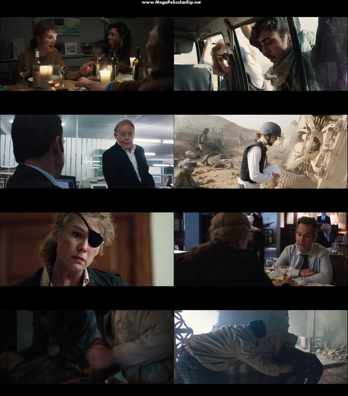 La Corresponsal 1080p Latino