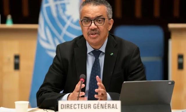 """Situação da Covid-19 no Brasil é """"profundamente preocupante"""", diz diretor-geral da OMS"""