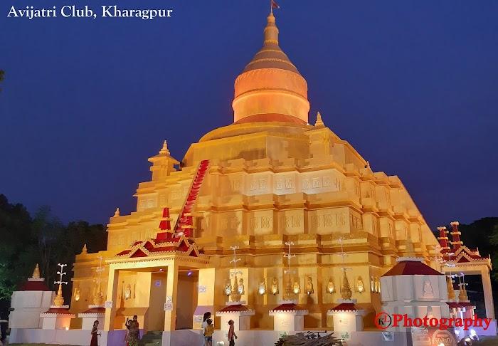 Durga Puja 2019 Kharagpur