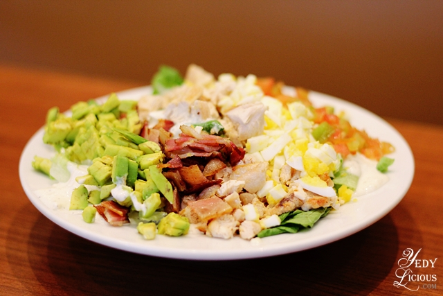 Garlic Cream Cobb Salad IHOP Restaurant PH
