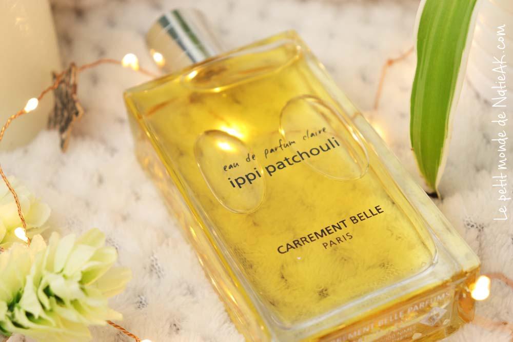 parfum chaud et gourmand pour l'hiver Carrément belle