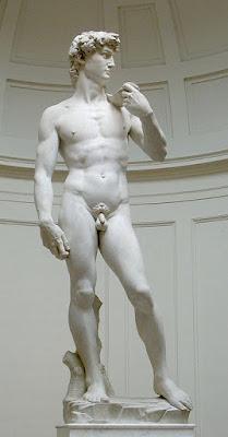 Patung David - Italia