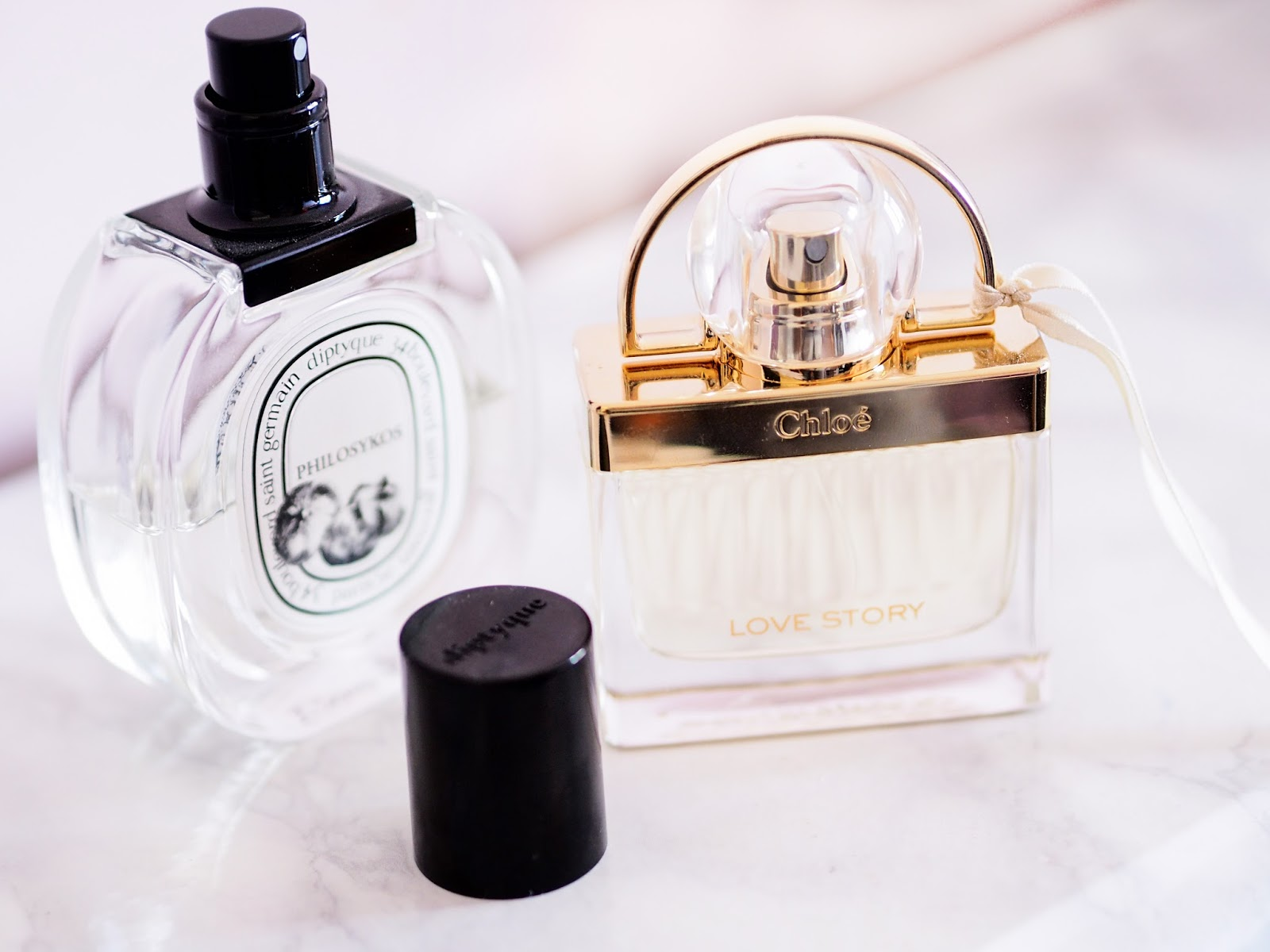 The Fragrance Diaries Diptyque Philosykos Chloe Love Story