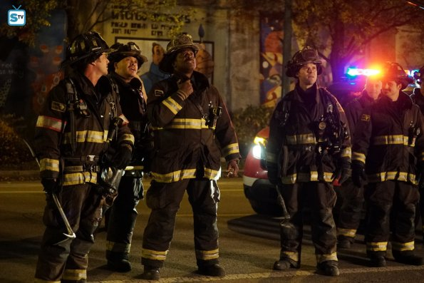 Chicago Fire - An Agent Of The Machine - Review