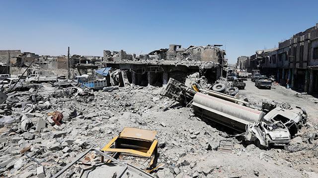 El Estado Islámico afirma haber atacado las fuerzas de EE.UU. en Irak