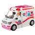 Ambulância-Hospital de Barbie