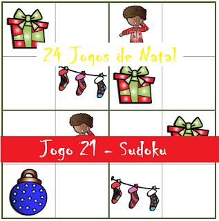 Natal - Sudoku