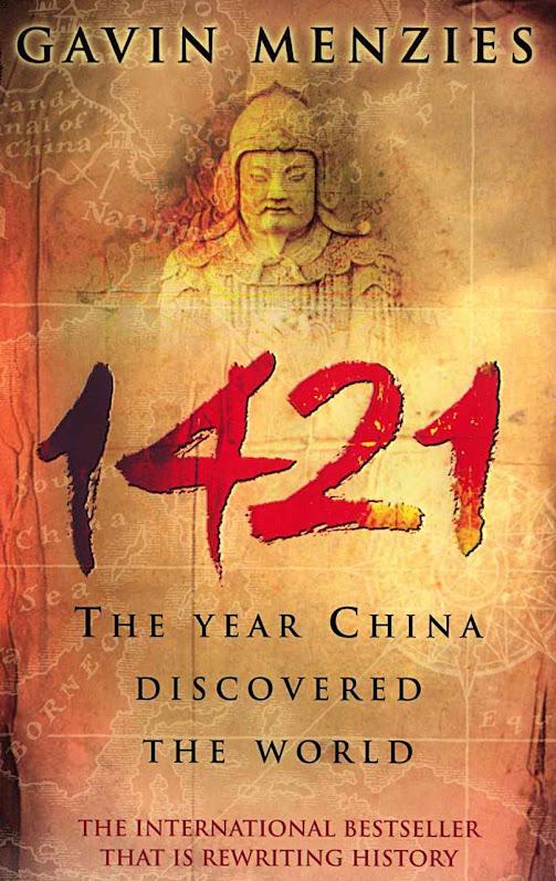 A China desenterra velhos documentoss para alegar que as Américas lhe pertencem