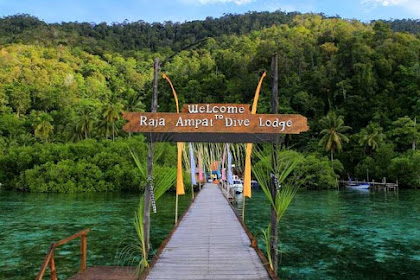 Keunggulan Wisata Raja Ampat, Pulau Papua