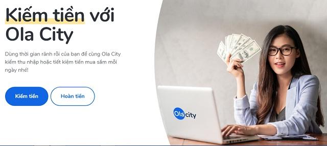 Ola city là gì