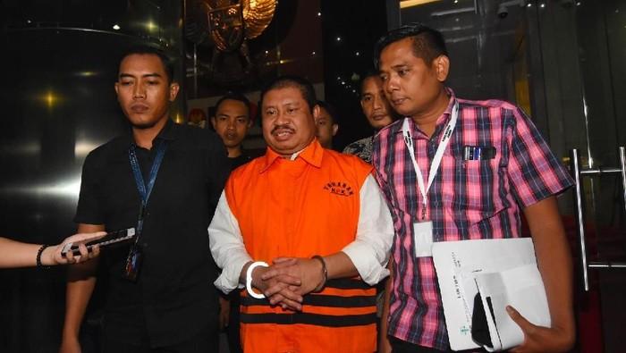Amril Mukminin Ditahan KPK, Wabup Diangkat Jadi Plt Bupati Bengkalis