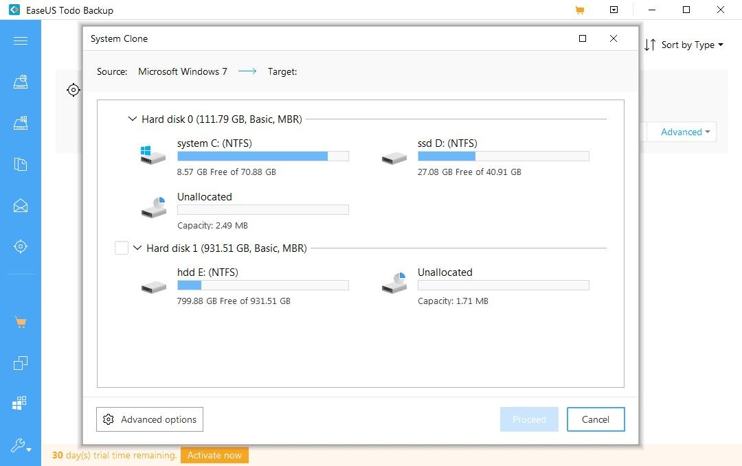 برنامج EaseUS Todo Backup 13.2.0.2