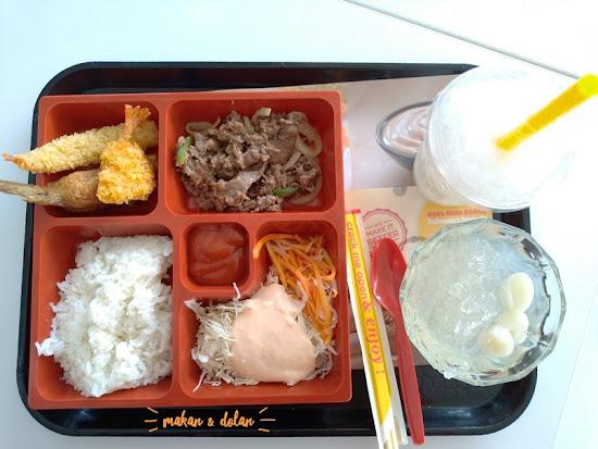 Bento Special 3 dari HokBen