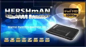 ملف قنوات رسيفر Hershman 1000 HD mini بتاريخ اليوم 6-5-2016