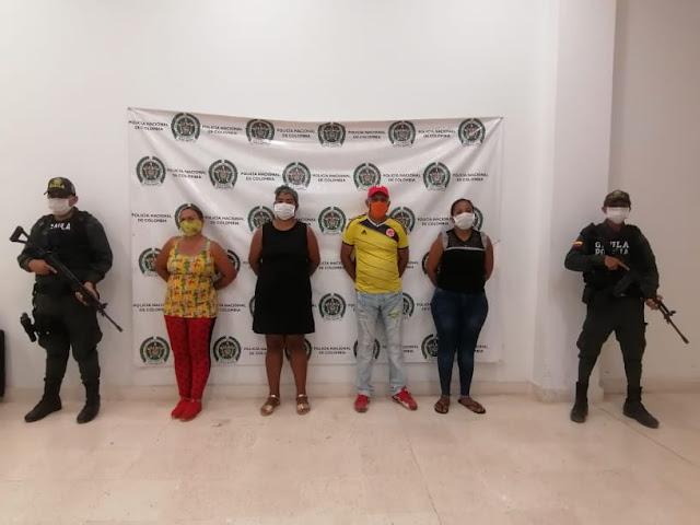 hoyennoticia.com, A seis de la banda 'Los Suplantadores' los mandaron para la cárcel