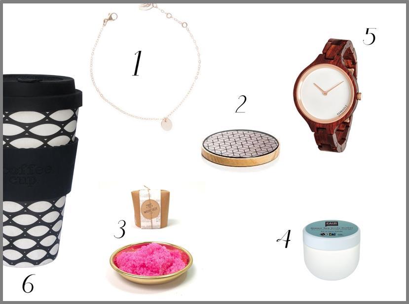 fair fashion + interior design : 15 nachhaltige Weihnachtsgeschenke