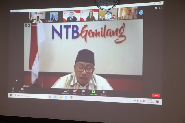 Pemprov Siap Kembangkan Sayap UMKM Lokal NTB keluar Daerah