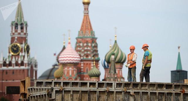 12% de los obreros de la construcción en Moscú son armenios