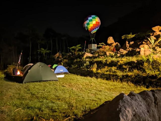 camp ground wisata lembah rembulan