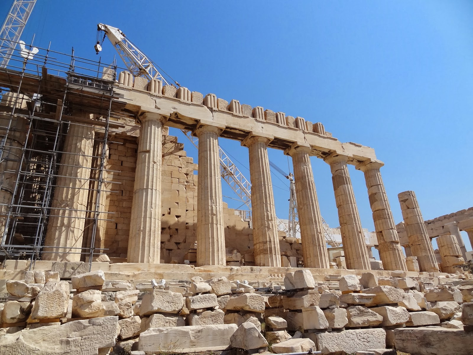 Oh, the Places We'll Go!: The Acropolis of Athens, Part III