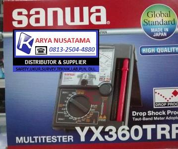 Jual Sanwa Analog Multimeter 369trf di Padang