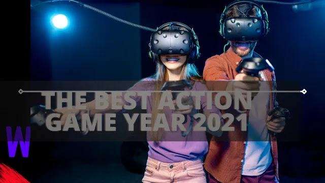 Top 3 Best Action Games of 2021