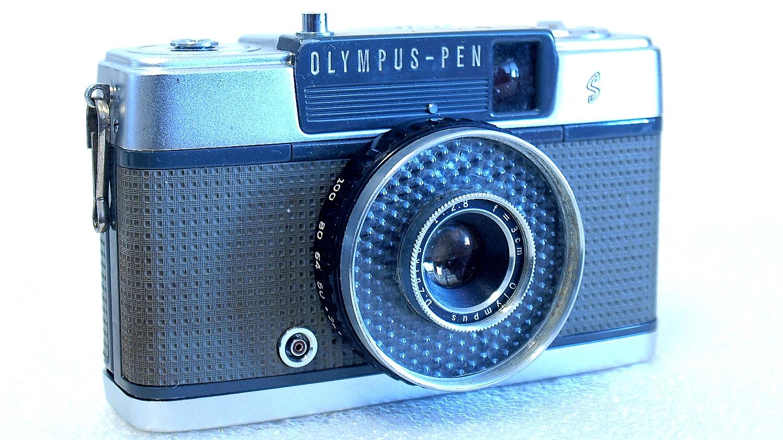 Olympus Pen EE-S (D.Zuiko 30mm 1:2.8) #846