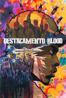 Destacamento Blood Dublado Online