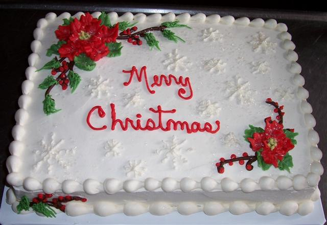 Christmas Cakes Designs Ideas Pictures And Decorating Photos Images