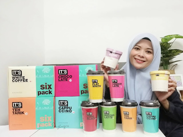 """IT'S SIXPACK Minuman Kopi Terbaru Keluaran Aik Cheong Coffee Berkonsepkan """"Family-Styled Boxed"""""""